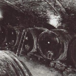 חביות היישון ההונגריות שמשמשות עדיין ליישון קונדיטון