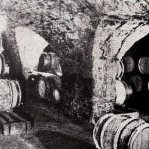 המרתף בעיר העתיקה 1875